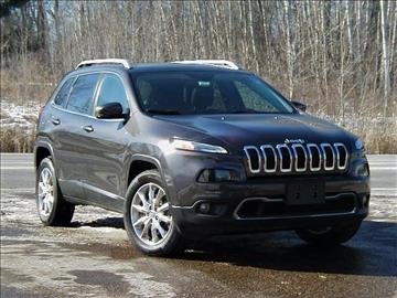 2015 Jeep Cherokee for sale in Stillwater, MN