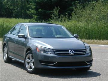 2013 Volkswagen Passat for sale in Stillwater, MN