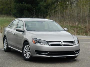 2012 Volkswagen Passat for sale in Stillwater, MN