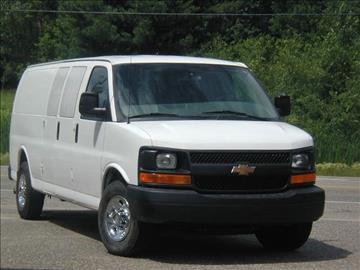 2011 Chevrolet Express Cargo for sale in Stillwater, MN