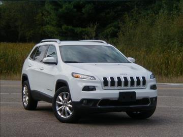 2014 Jeep Cherokee for sale in Stillwater, MN
