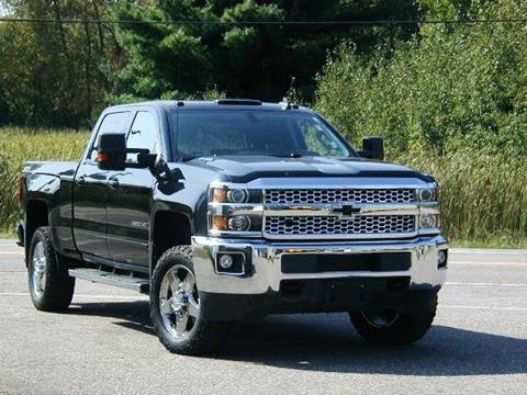 2016 Chevrolet Silverado 2500HD for sale in Stillwater, MN