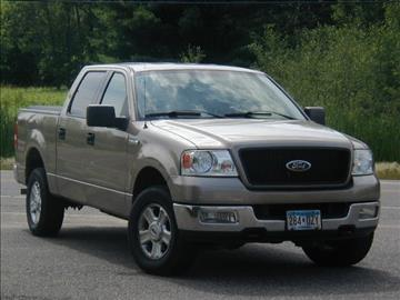 2004 Ford F-150 for sale in Stillwater, MN