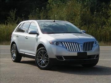 2011 Lincoln MKX for sale in Stillwater, MN