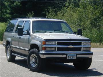 1999 Chevrolet Suburban for sale in Stillwater, MN