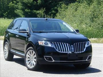 2012 Lincoln MKX for sale in Stillwater, MN