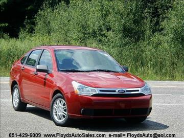 2010 Ford Focus for sale in Stillwater, MN