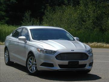 2013 Ford Fusion for sale in Stillwater, MN