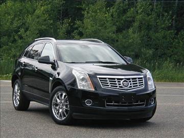 2015 Cadillac SRX for sale in Stillwater, MN