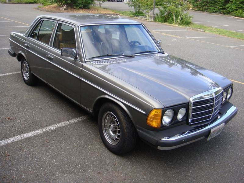 1979 Mercedes Benz 280 Class 280e   Lynnwood WA