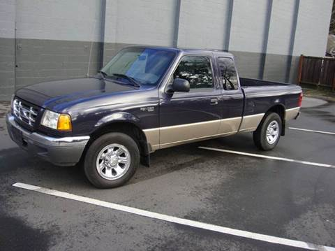 2001 Ford Ranger for sale in Lynnwood, WA