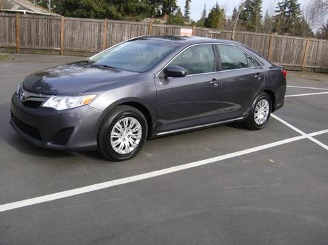 2014 Toyota Camry for sale in Lynnwood, WA