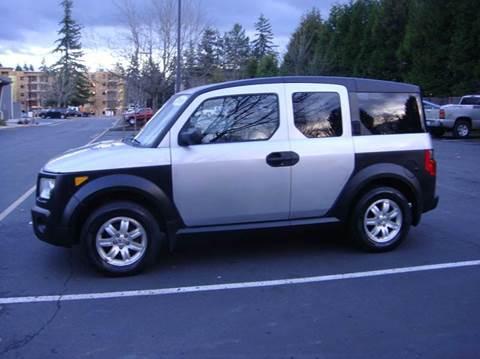 2006 Honda Element for sale in Lynnwood, WA