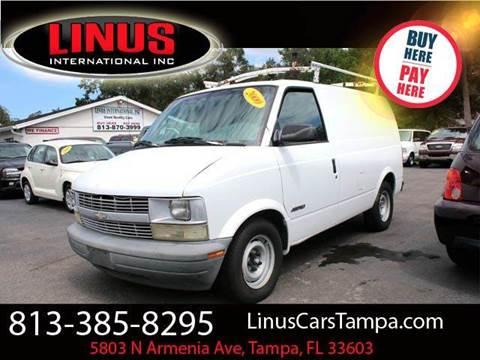 2000 Chevrolet Astro Cargo for sale in Tampa, FL