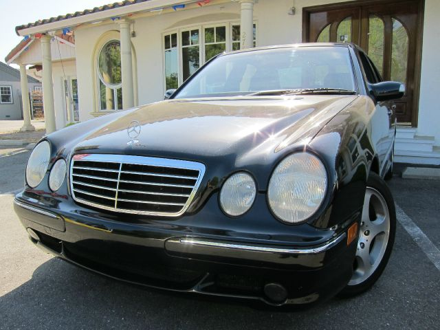2001 MERCEDES-BENZ E-CLASS E430SPORT black financing available 855 892