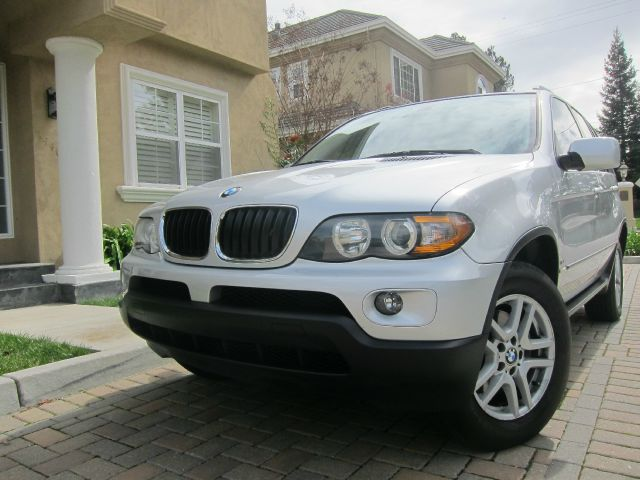 2006 BMW X5 30I silver 94k low miles  desirable panoramic sunmoon roof  pristine condition insid