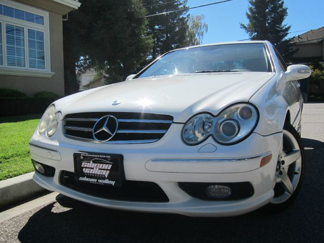 2005 MERCEDES-BENZ CLK-CLASS CLK500 COUPE unspecified abs brakesair conditioningalloy wheelsam