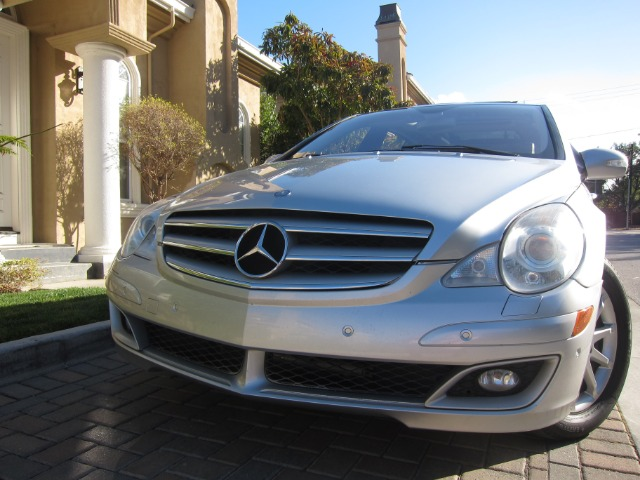 2006 MERCEDES-BENZ R-CLASS R350 silver your mechanics inspection report   httpswwwyourmechan