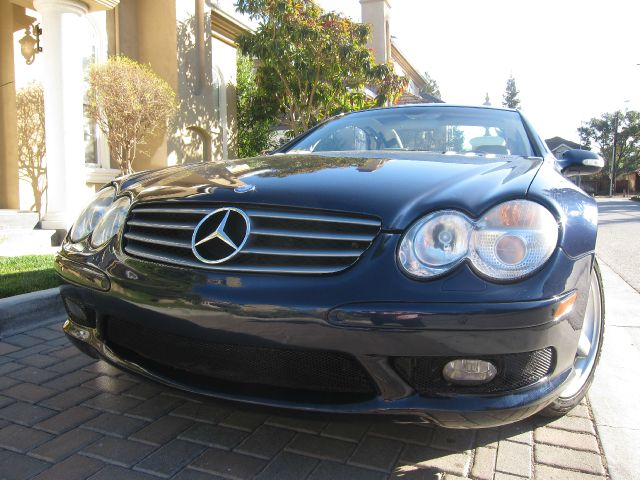 2003 MERCEDES-BENZ SL-CLASS AMG PKG blue ask for your clean carfax   amg sport