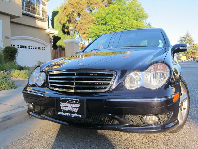 2006 MERCEDES-BENZ C-CLASS C230 SPORT SEDAN unspecified super clean sport pkg fully loaded clean