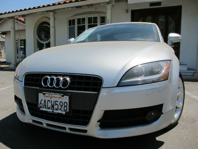 2008 AUDI TT 20 T WITH S TRONIC silver abs brakesair conditioningalloy wheelsamfm radioanti-