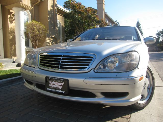 2002 MERCEDES-BENZ S-CLASS S500 silver amg sports package 18 amg wheels  use this link to get pre