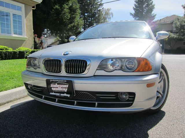 2001 BMW 3 SERIES 330CI COUPE silver abs brakesair conditioningalloy wheelsamfm radioanti-bra