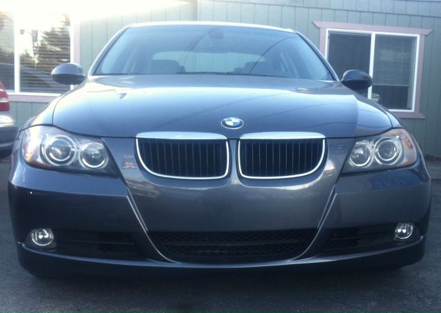 2006 BMW 3 SERIES 325I SEDAN graphite abs brakesair conditioningalloy wheelsamfm radioanti-br