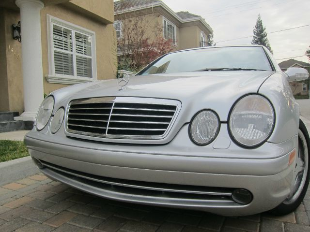 2001 MERCEDES-BENZ CLK-CLASS CLK430 silver your mechanics inspection report    httpswwwyourm