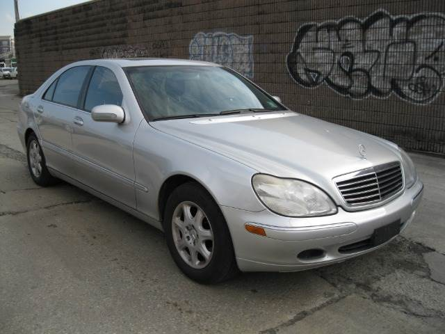 used 2002 mercedes benz s class for sale. Black Bedroom Furniture Sets. Home Design Ideas