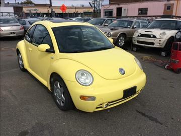 2001 Volkswagen New Beetle for sale in Newark, NJ