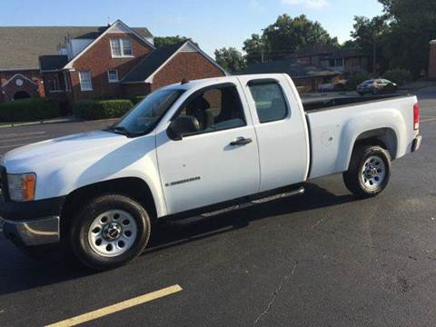 2008 GMC Sierra 1500 for sale in Marshall, TX