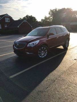 2014 Buick Enclave for sale in Marshall, TX