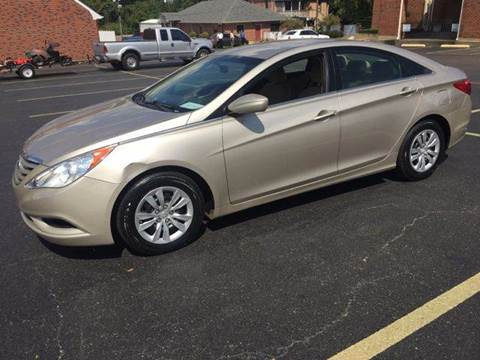 2011 Hyundai Sonata for sale in Marshall, TX