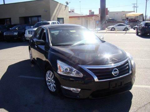 2015 Nissan Altima for sale in El Paso, TX