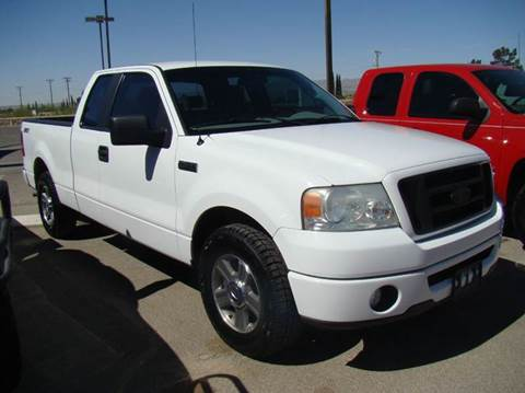 2008 Ford F-150 for sale in El Paso, TX