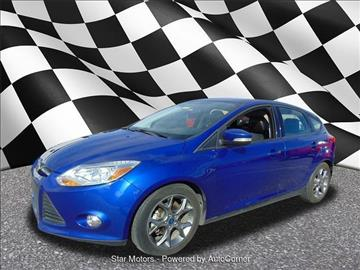 2013 Ford Focus for sale in El Paso, TX