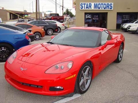 2012 Chevrolet Corvette for sale in El Paso, TX