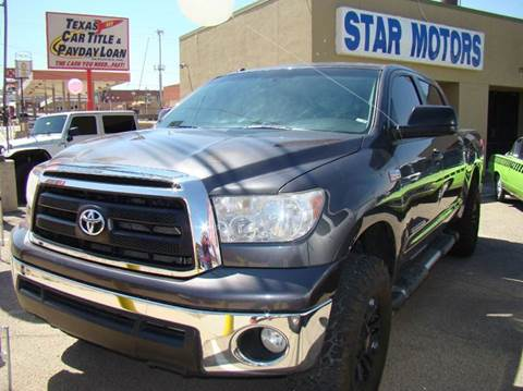 2013 Toyota Tundra for sale in El Paso, TX
