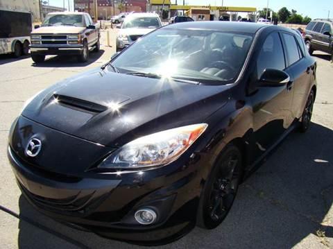 2013 Mazda MAZDASPEED3 for sale in El Paso, TX