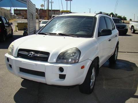 2006 Hyundai Tucson for sale in El Paso, TX