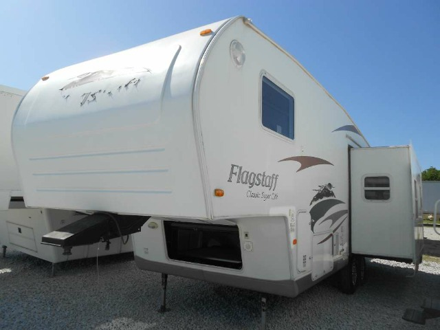 2009 Flagstaff 8528RLWS