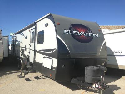 2014 elevation  toy hauler