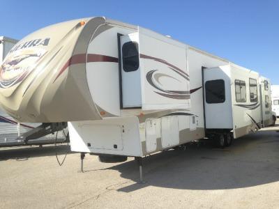 2012 sierra 5th wheel