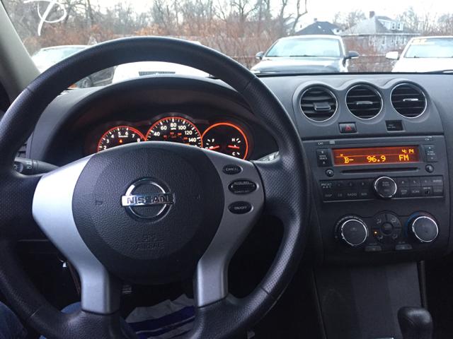 2008 Nissan Altima 2.5 S SULEV 4dr Sedan CVT - North Attleboro MA
