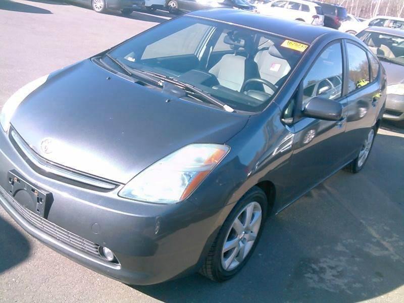 2008 Toyota Prius Touring 4dr Hatchback - North Attleboro MA