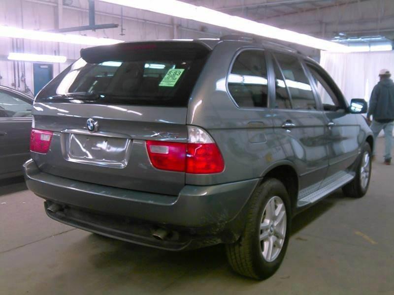 2006 BMW X5 AWD 3.0i 4dr SUV - North Attleboro MA