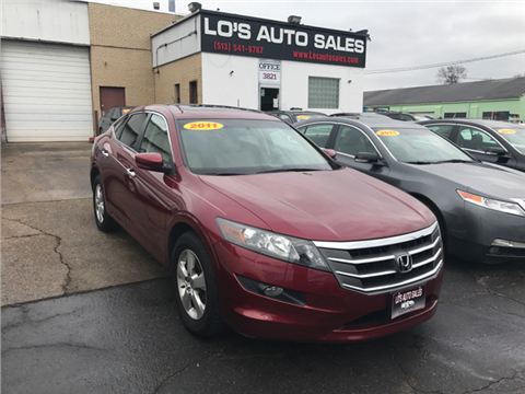 2011 Honda Accord Crosstour for sale in Cincinnati, OH