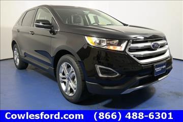 2017 Ford Edge for sale in Woodbridge, VA