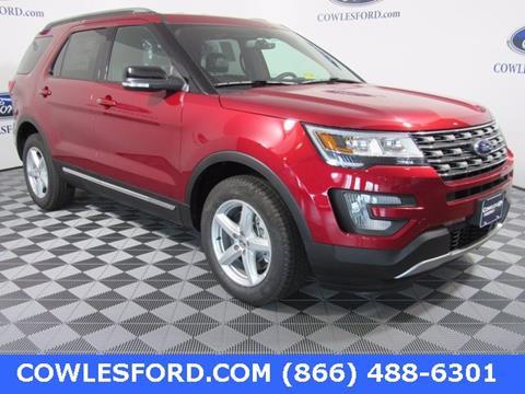 2017 Ford Explorer for sale in Woodbridge, VA